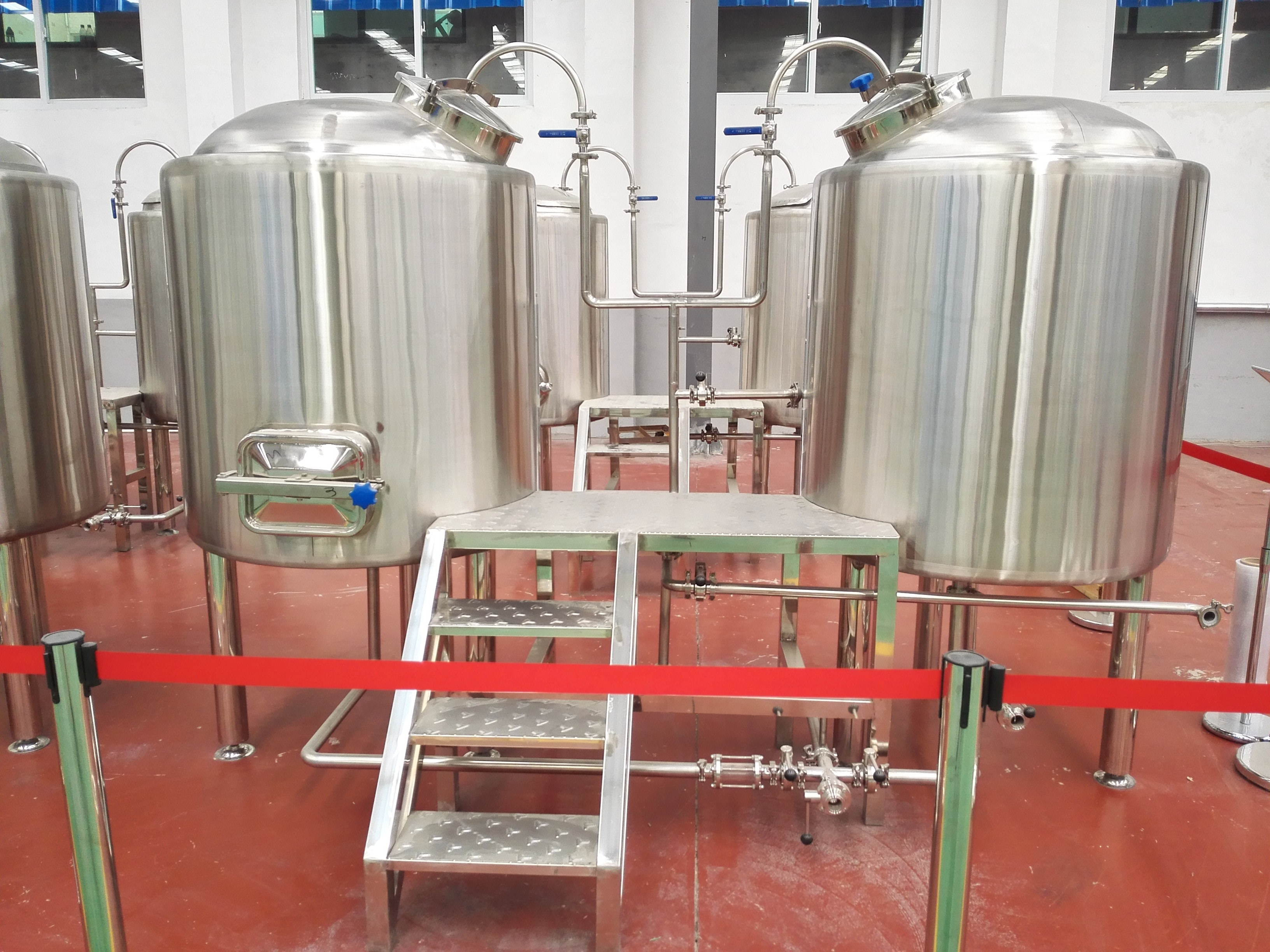 <b>2HL 2-vessels Brewhouse</b>
