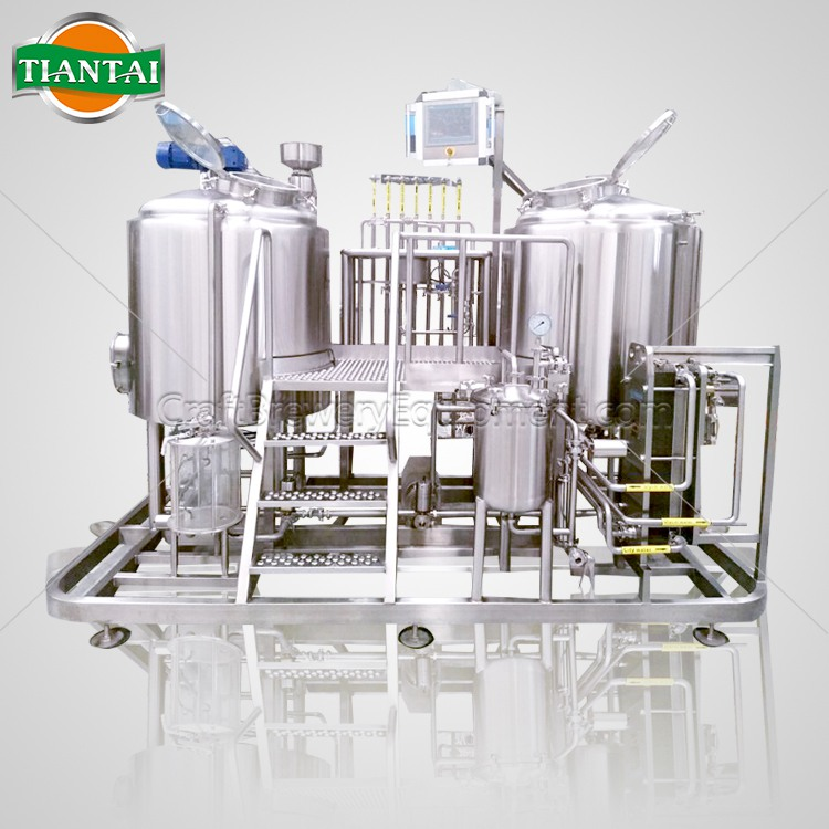 <b>500L 4-vessels Brewhouse</b>