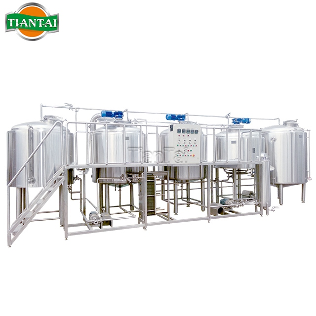 <b>30HL 4-vessels Brewhouse</b>