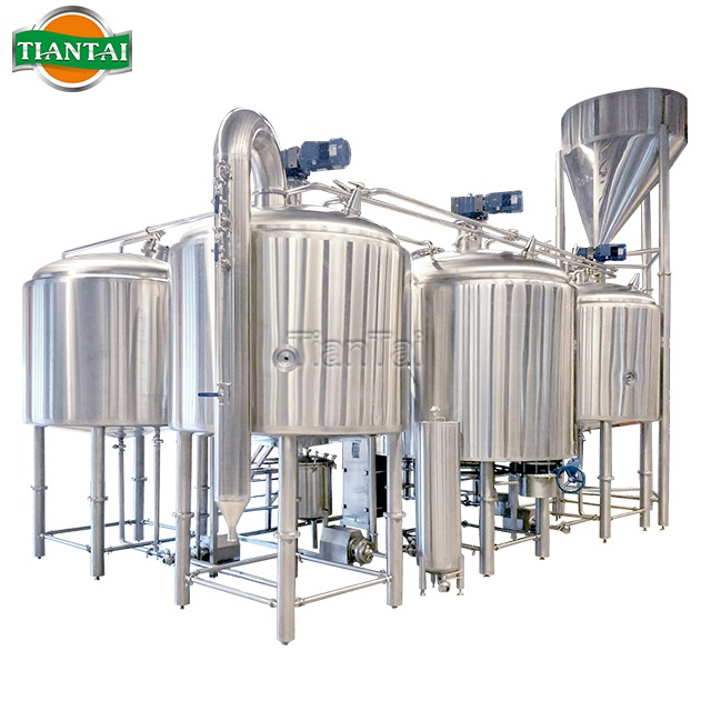 4000L Modern Brewery Equipment