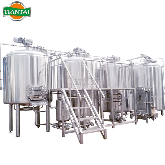80BBL Industrial Beer Brewing Equipment