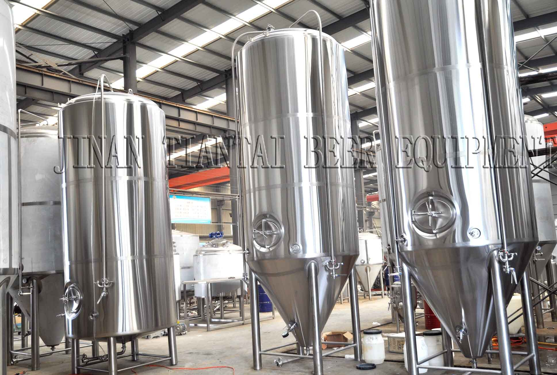 8000L Micro beer bright t