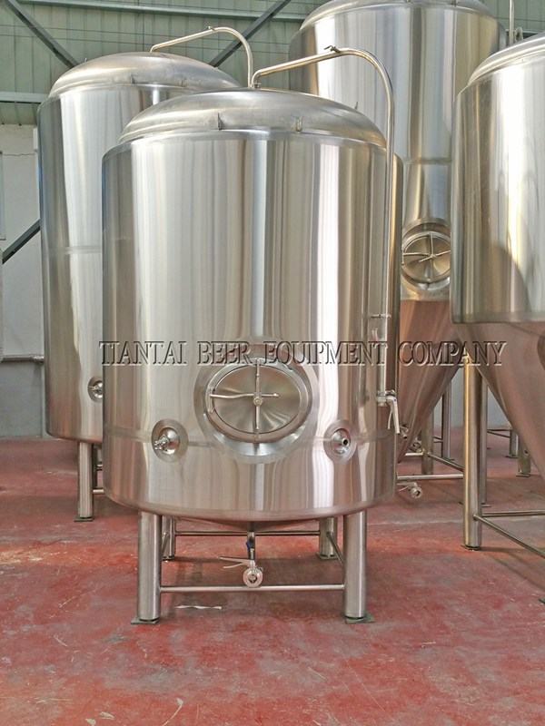 4000L micro Brite Beer Tank Introduction
