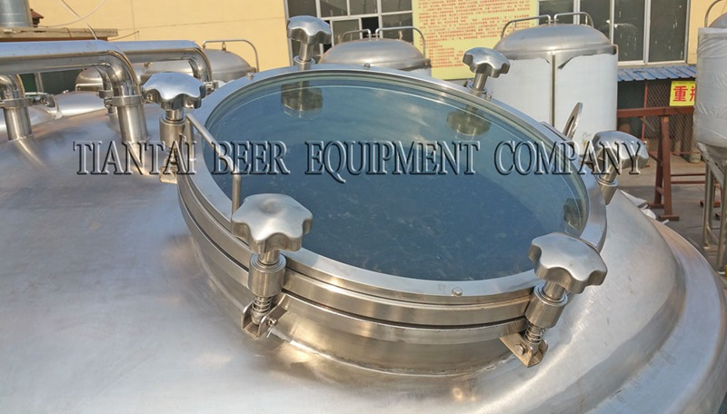 <b>40HL Industrial Beer Brewing Equipment</b>