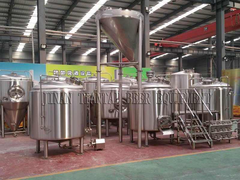 10HL Restaurant Beer Brewing System