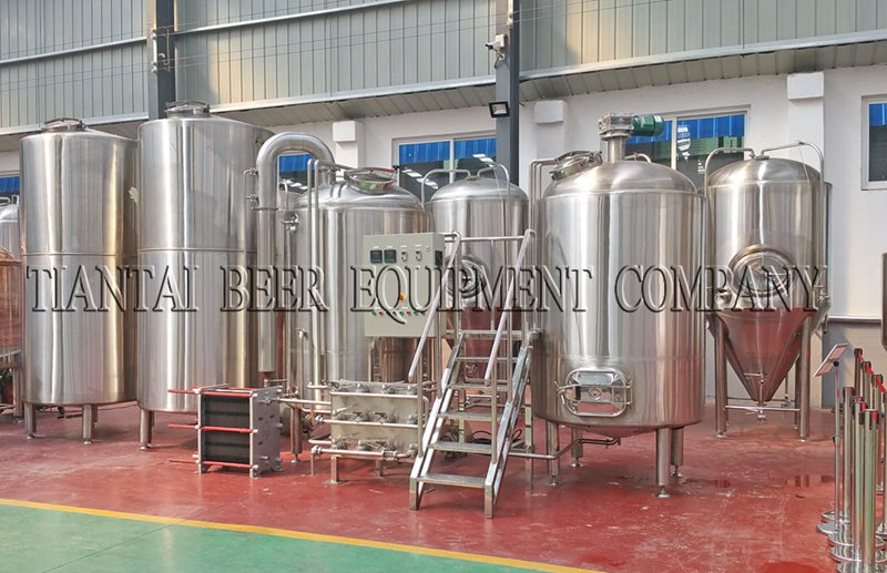 10HL Hotel Craft Beer Brewing Equipment
