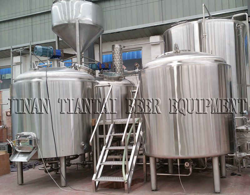 <b>20BBL Hotel Craft Beer Brewing Equipment</b>