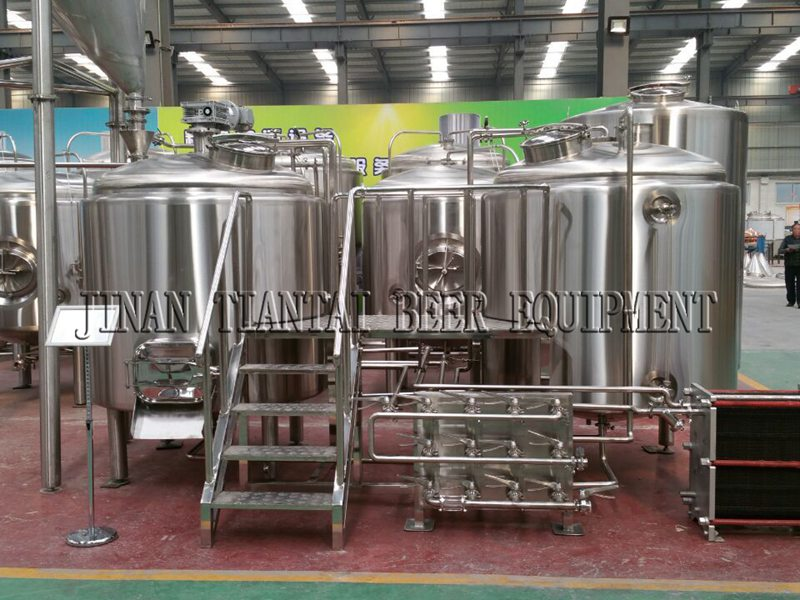 20HL Restaurant Beer Brewing System