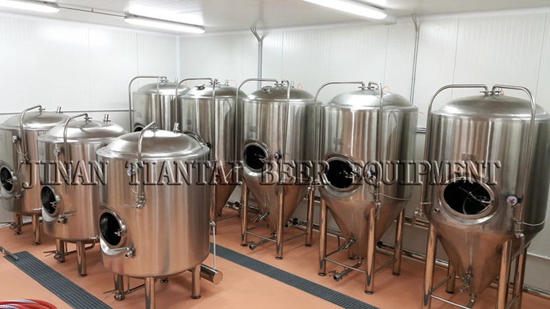 <b>12HL Hotel Craft Beer Brewing Equipmen</b>