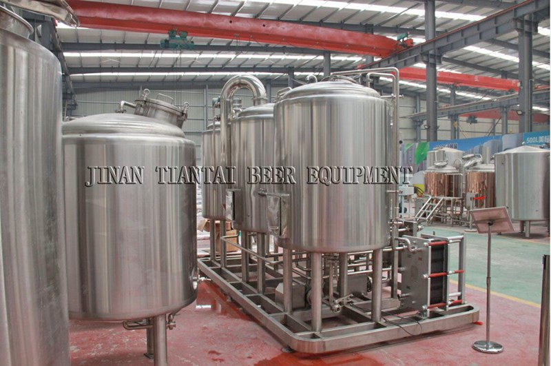 <b>500L Hotel Micro Brewing Equipment</b>