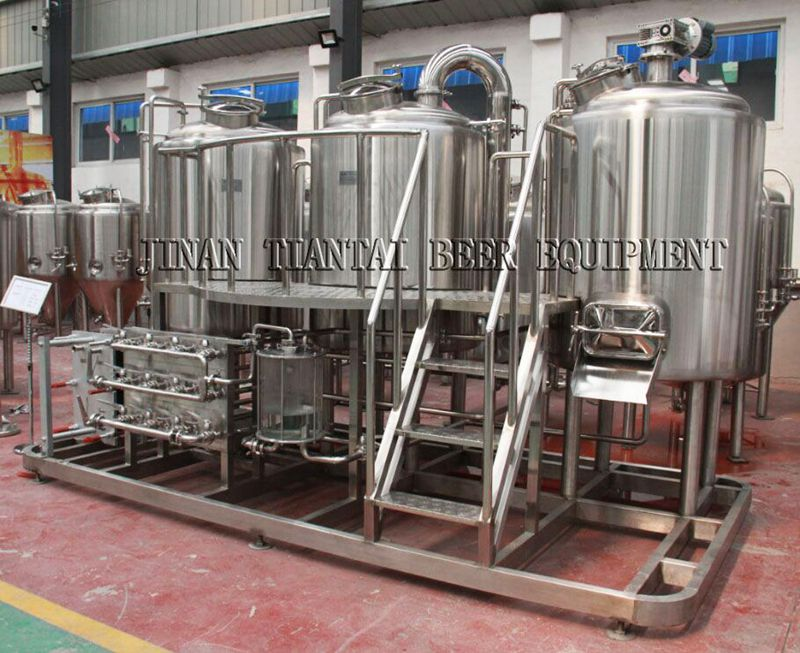 <b>6HL Restaurant Beer Brewing System</b>