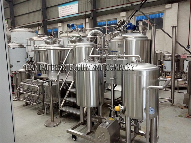 <b>Different kinds of CIP Cleaning System for brewery</b>