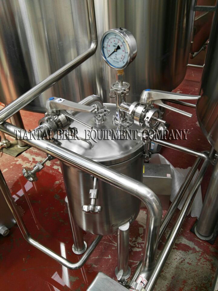<b>10L stainless steel hop back</b>