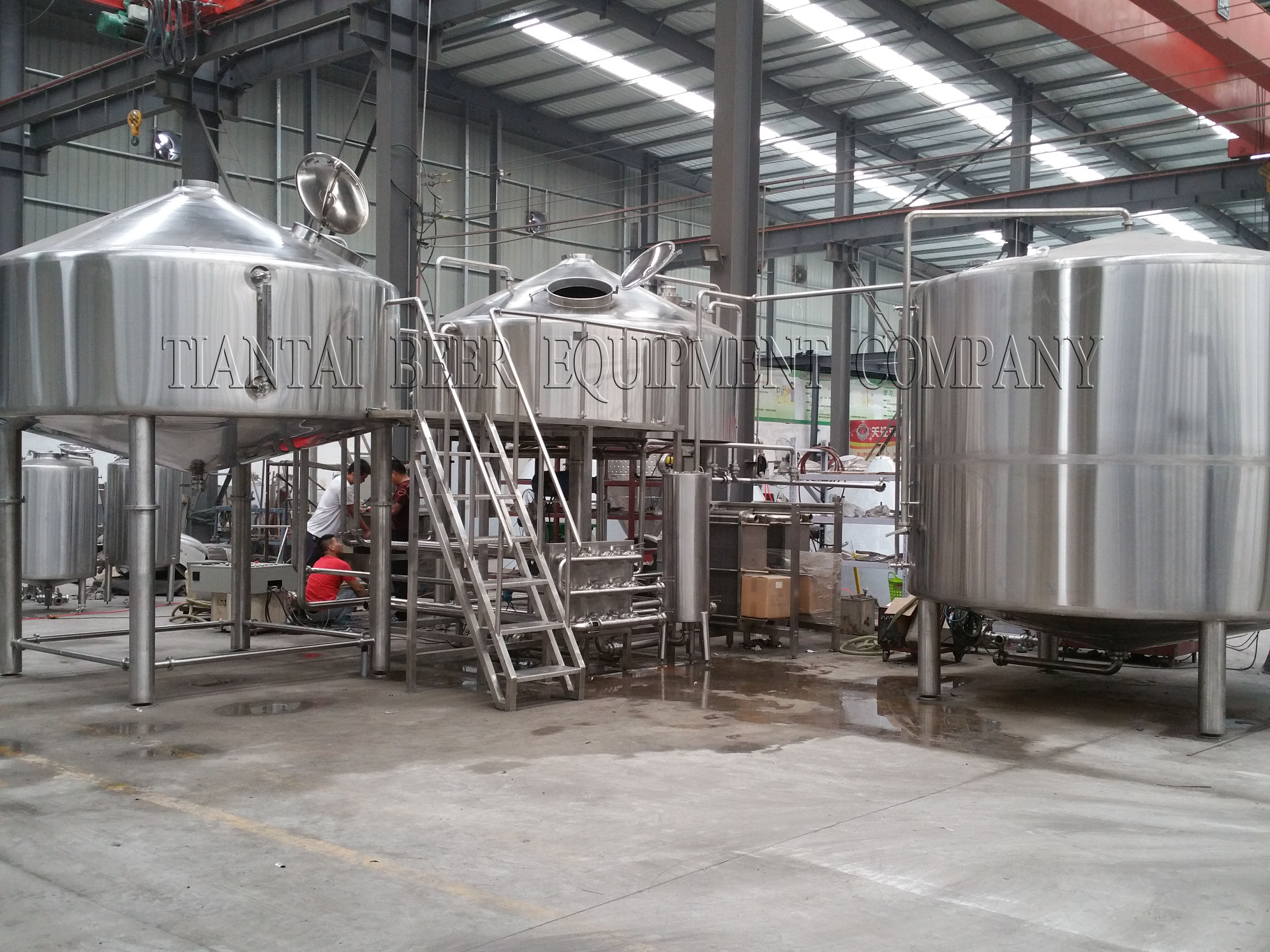 50hl brewhouse