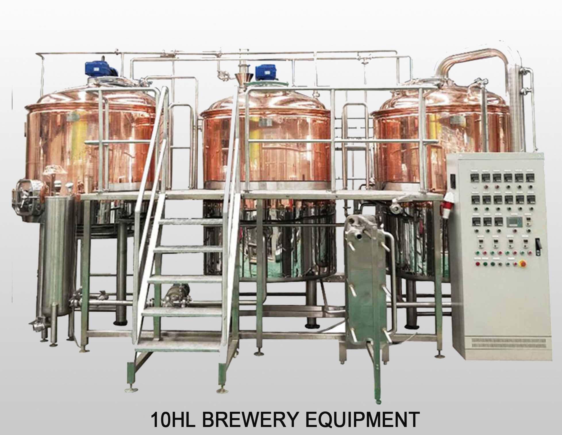 10HL Restaurant Beer Brewing System