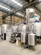 <b>The 2000L Brewing System has Shipped To Italy</b>
