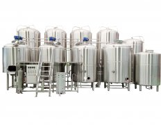 <b>Hot &amp; Cold Break on beer brewing</b>
