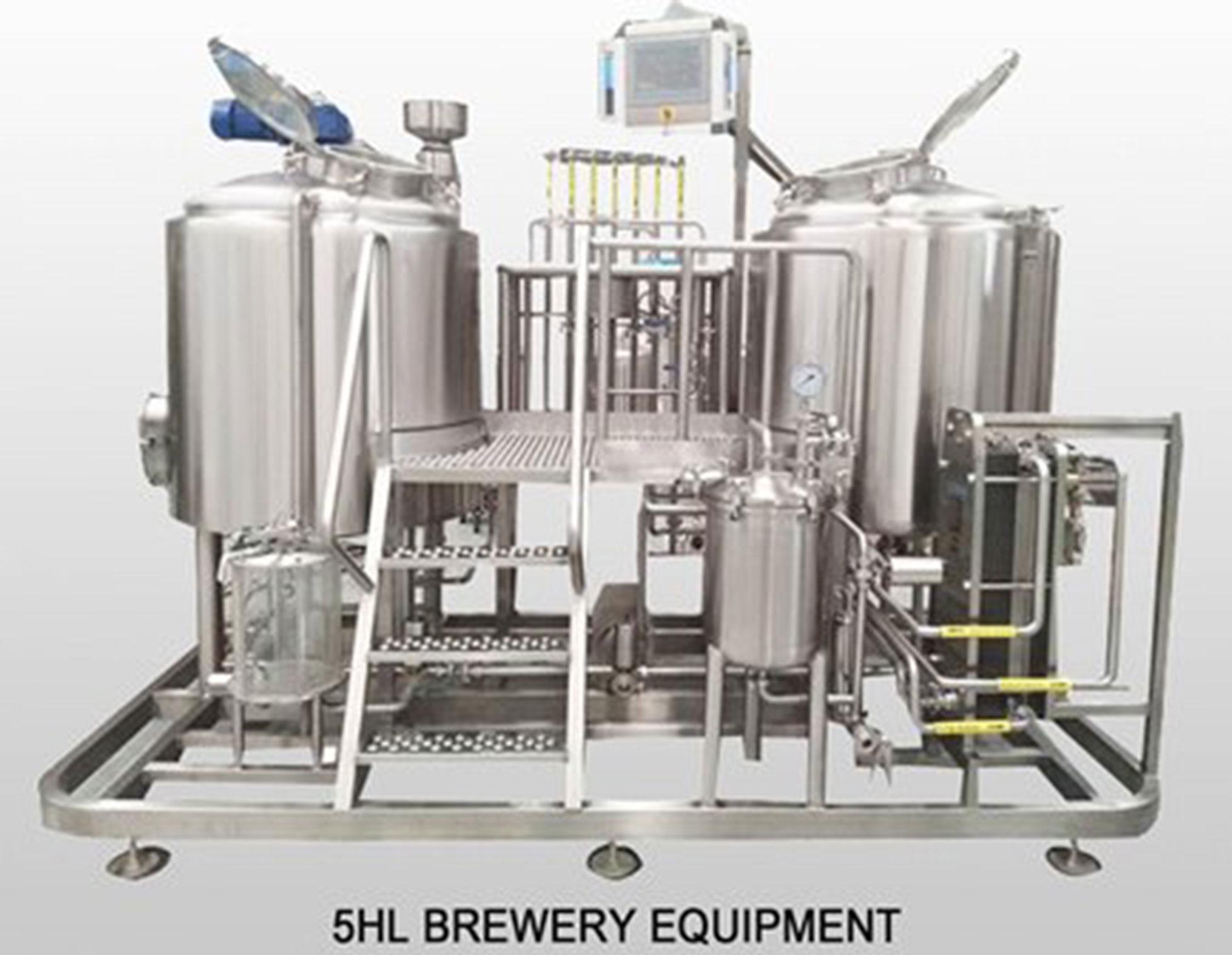 5BBL Hotel Craft Beer Brewing Equipment