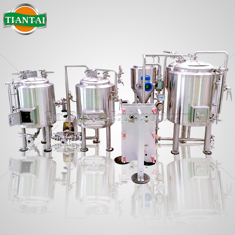 1BBL 2-vessels Brewhouse