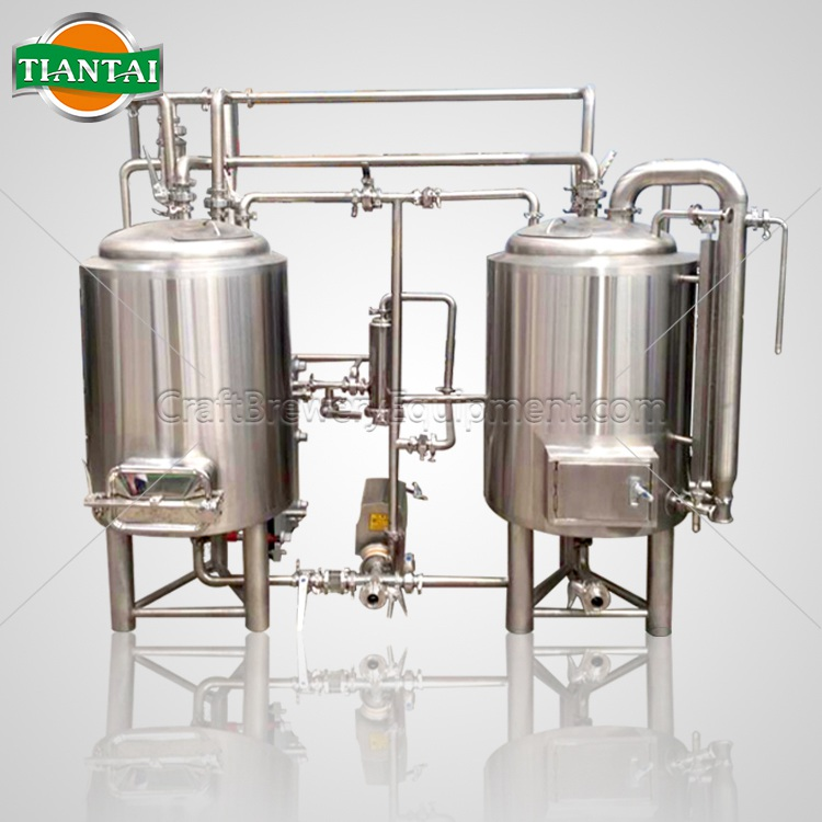 2BBL 4-vessels Brewhouse