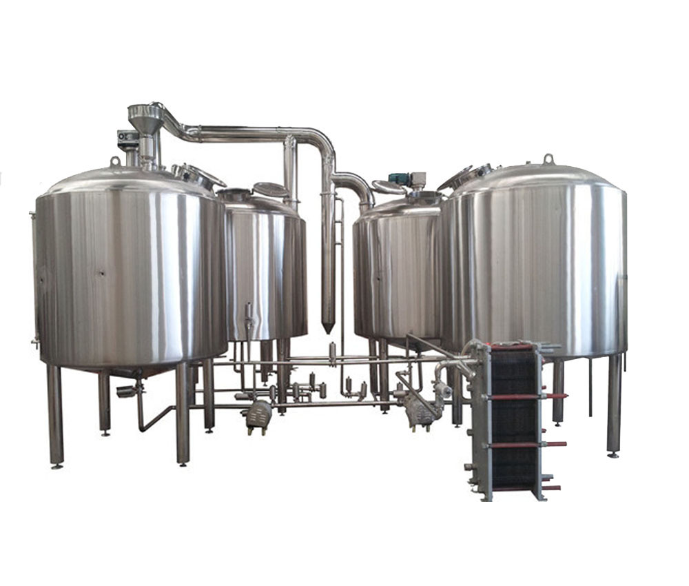 <b>3000L 4-vessels Brewhouse</b>