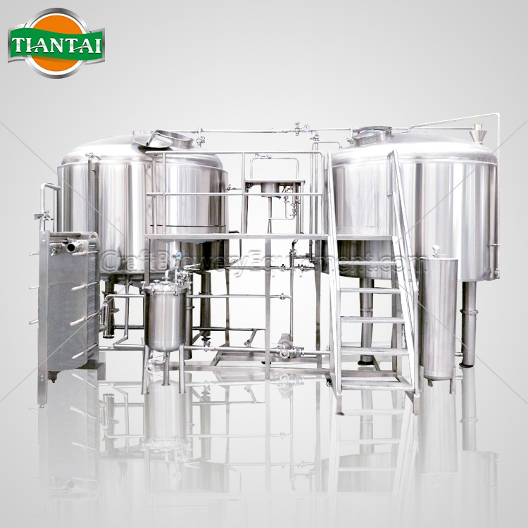 1800L 2-vessels Brewhouse