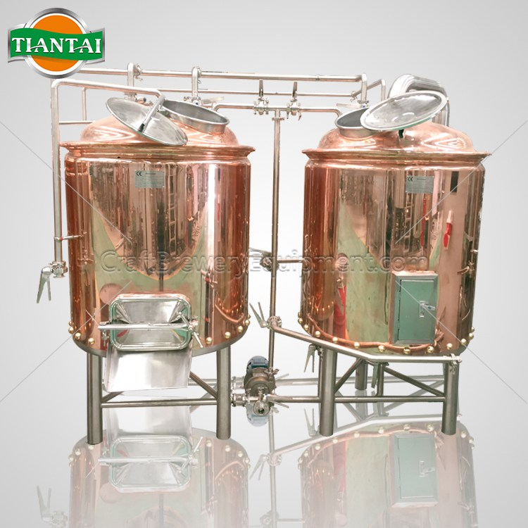 600L Hotel Micro Brewing Equipment