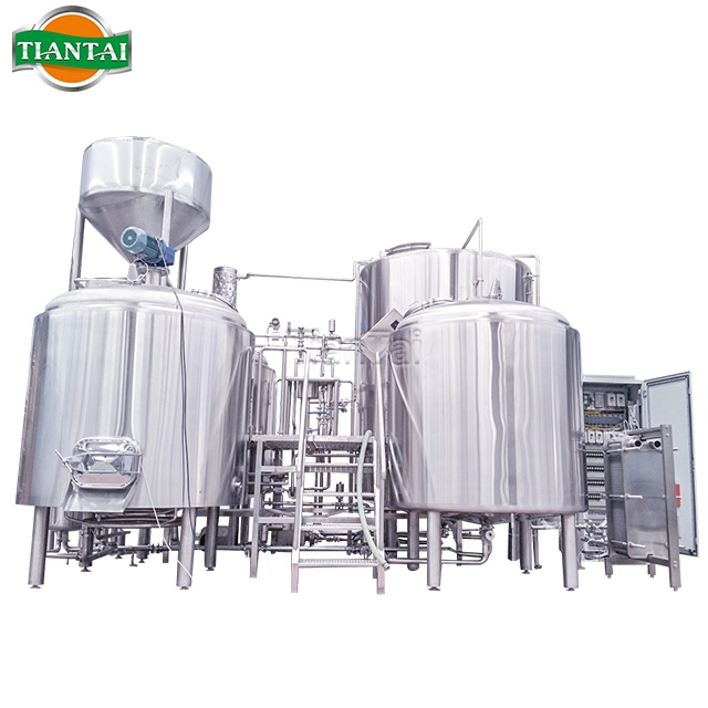 Tiantai beer brewing 500l-3000l micro brewery equipment
