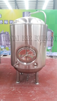 1000L Nano Brite Beer Tank with carbonation
