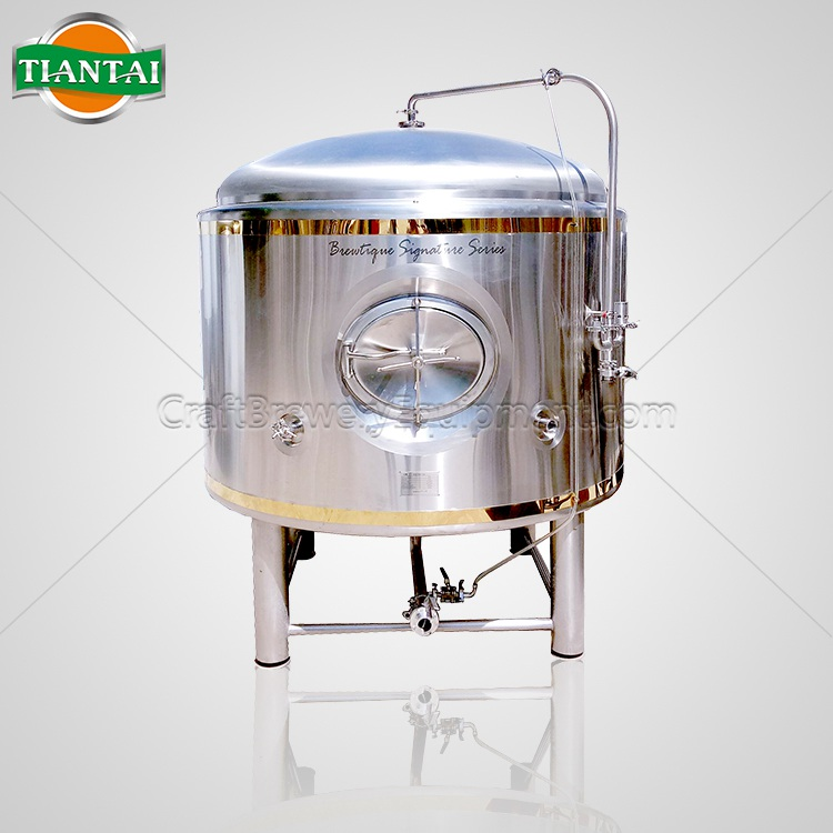 2500L micro Brite Beer Tank Introduction
