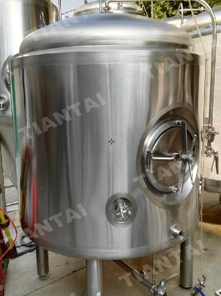 <b>20HL micro Brite Beer Tank Introduction</b>