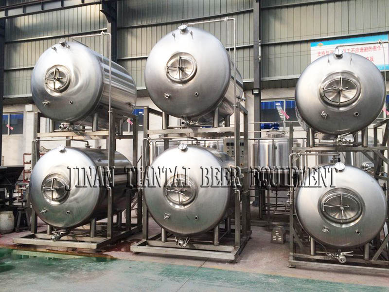 <b>20HL Nano Brite Beer Tank Introduction</b>