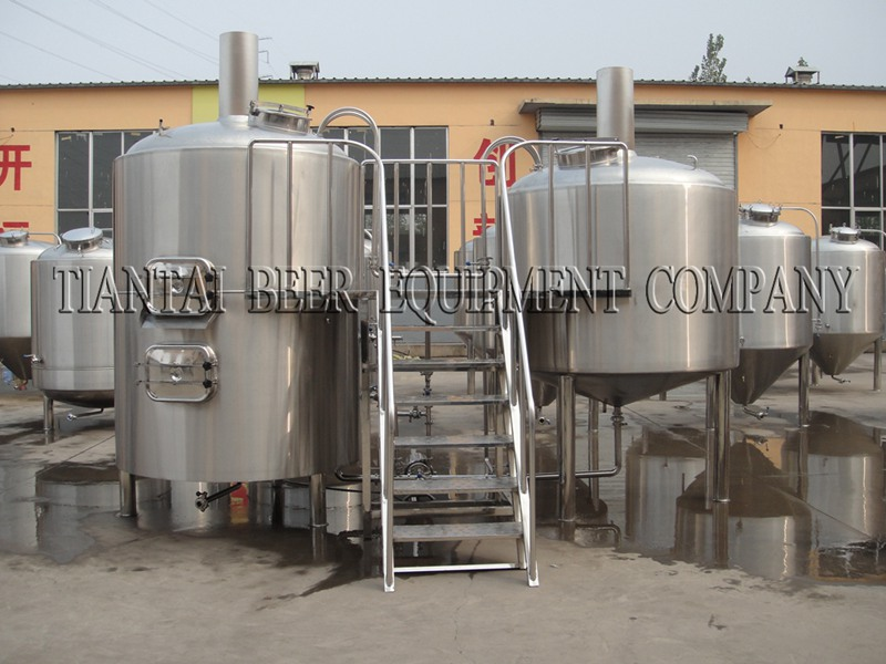 <b>4000L Modern Brewery Equipment</b>