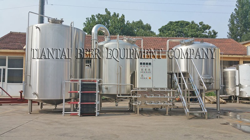 <b>12,000L Modern Brewery Equipment</b>