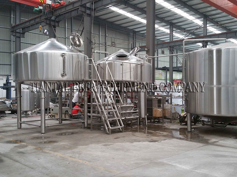 <b>60BBL Modern Brewery Equipment</b>