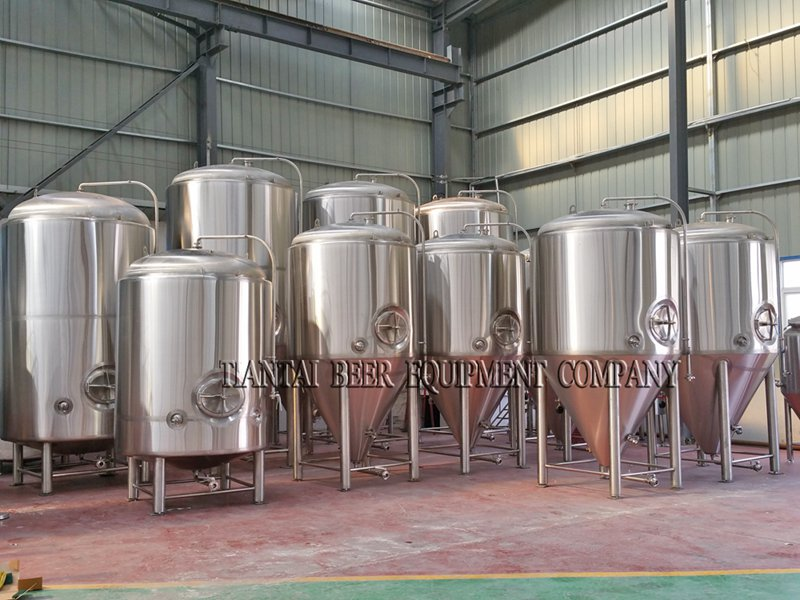 <b>80HL Micro Fermentation Vessels for Sale</b>
