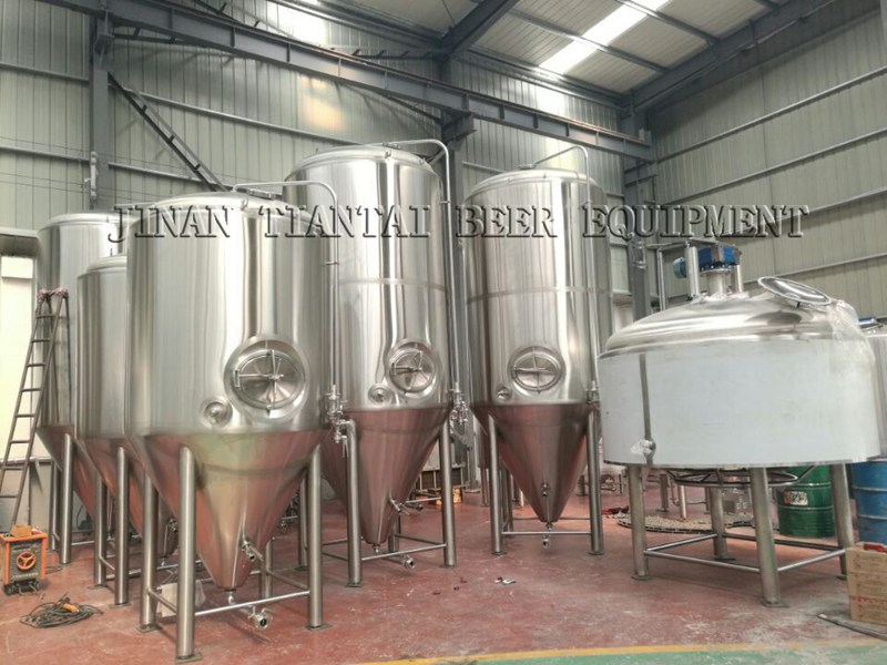 <b>120HL Modern Brewery Equipment</b>