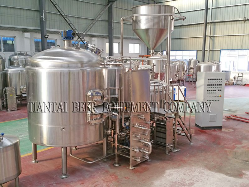 <b>10HL Hotel Micro Brewing Equipment</b>