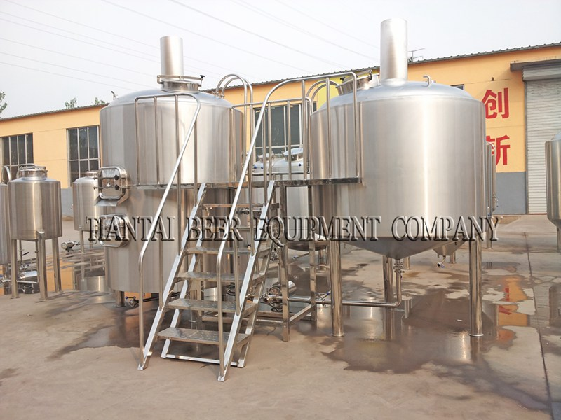 <b>18HL Restaurant Beer Brewing System</b>