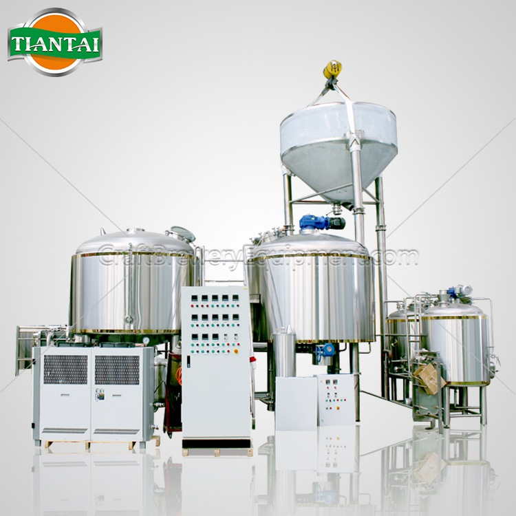 3000L Brewery equipment