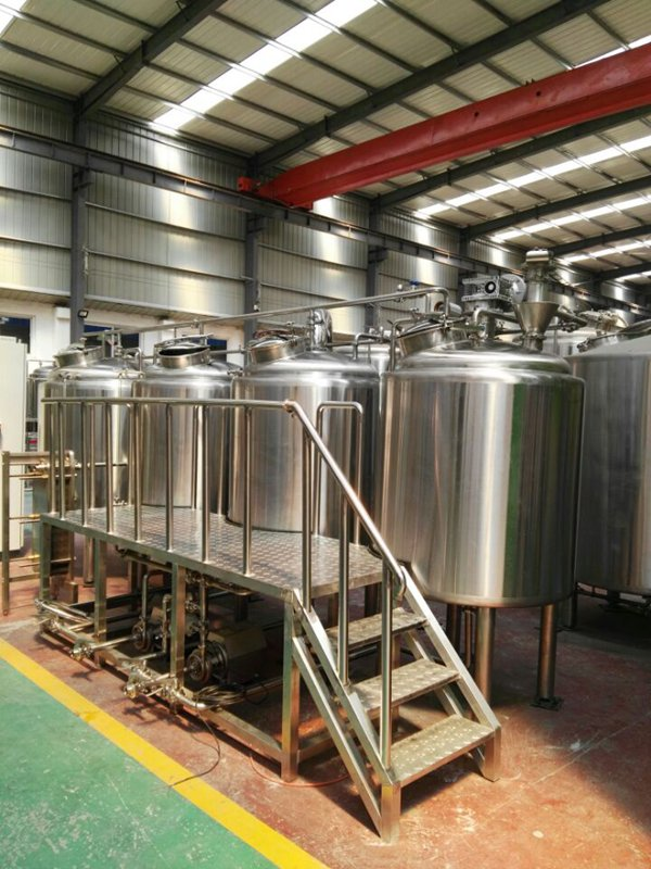 <b> 5HL Hotel Craft Beer Brewing Equipment</b>