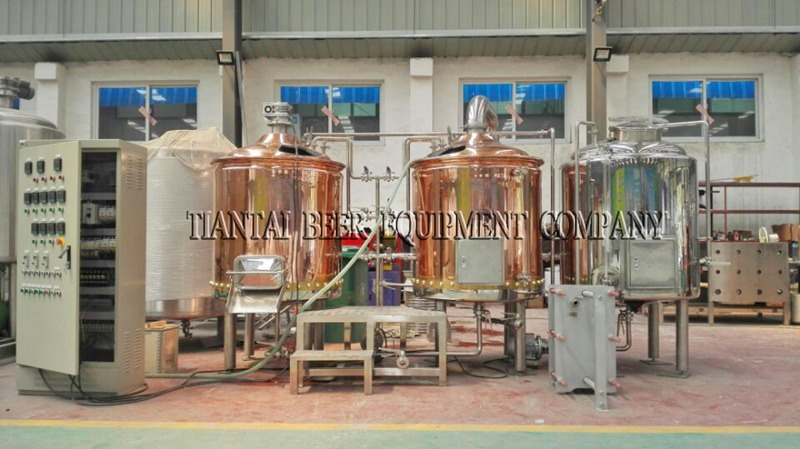 <b>4BBL Hotel Craft Beer Brewing Equipment</b>