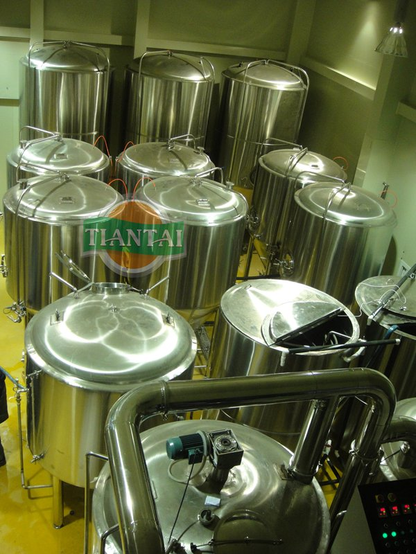 <b>30BBL Restaurant Beer Brewing System</b>