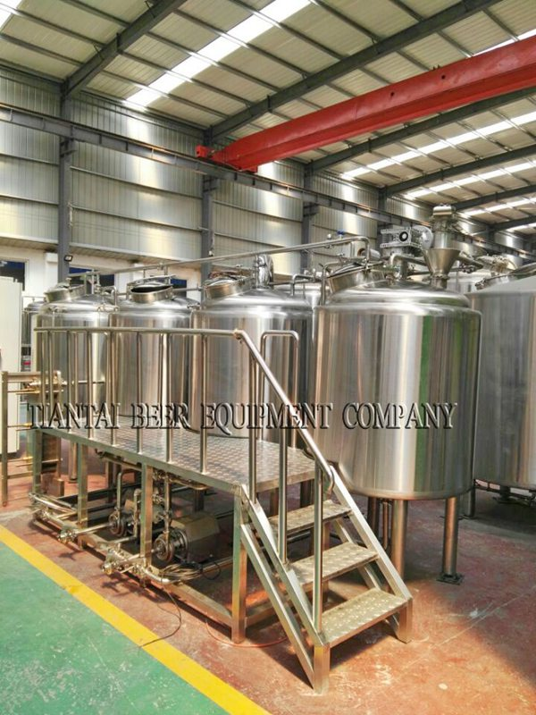 <b>300L Brewpub Craft Brewing Equipment</b>
