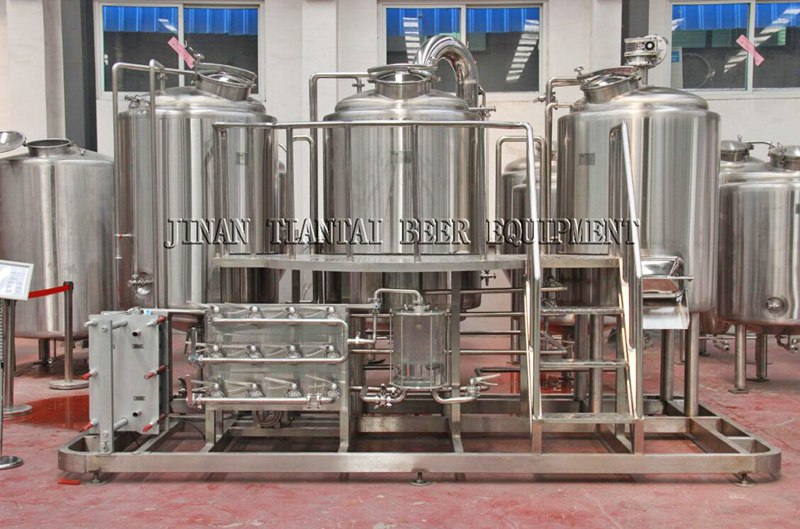 <b>3HL Brewpub Craft Brewing Equipment</b>