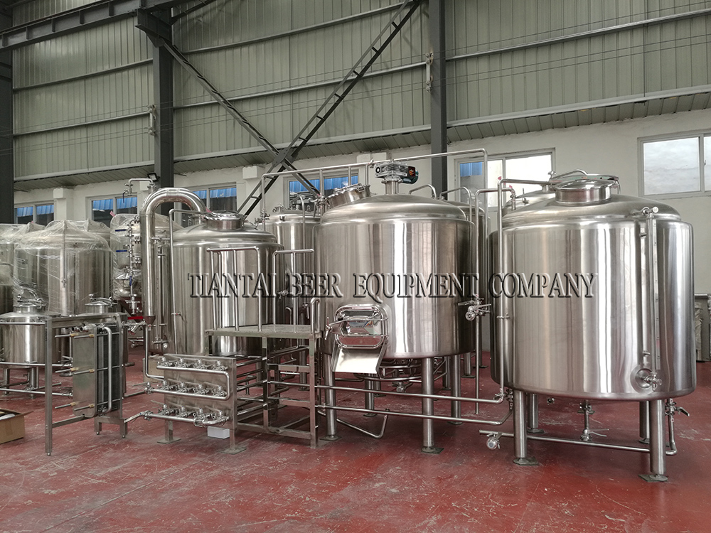 <b>10HL Hotel Craft Beer Brewing Equipment</b>