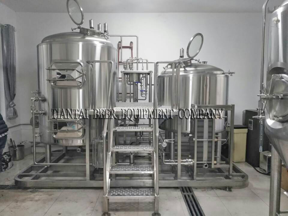 <b>8BBL Hotel Craft Beer Brewing Equipment</b>