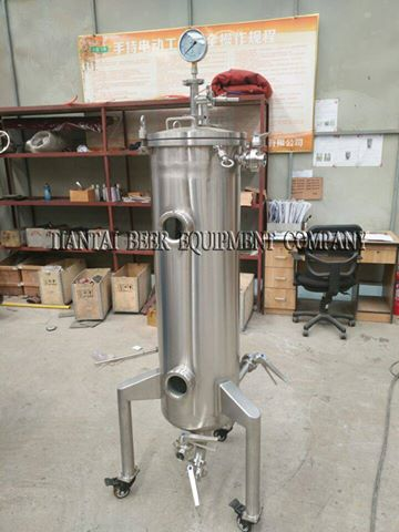 <b>60L hop gun for adding hops</b>