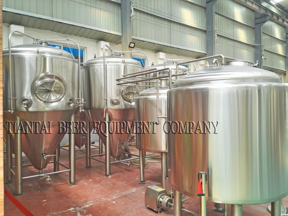 <b>12HL Hotel Craft Beer Brewing Equipment</b>