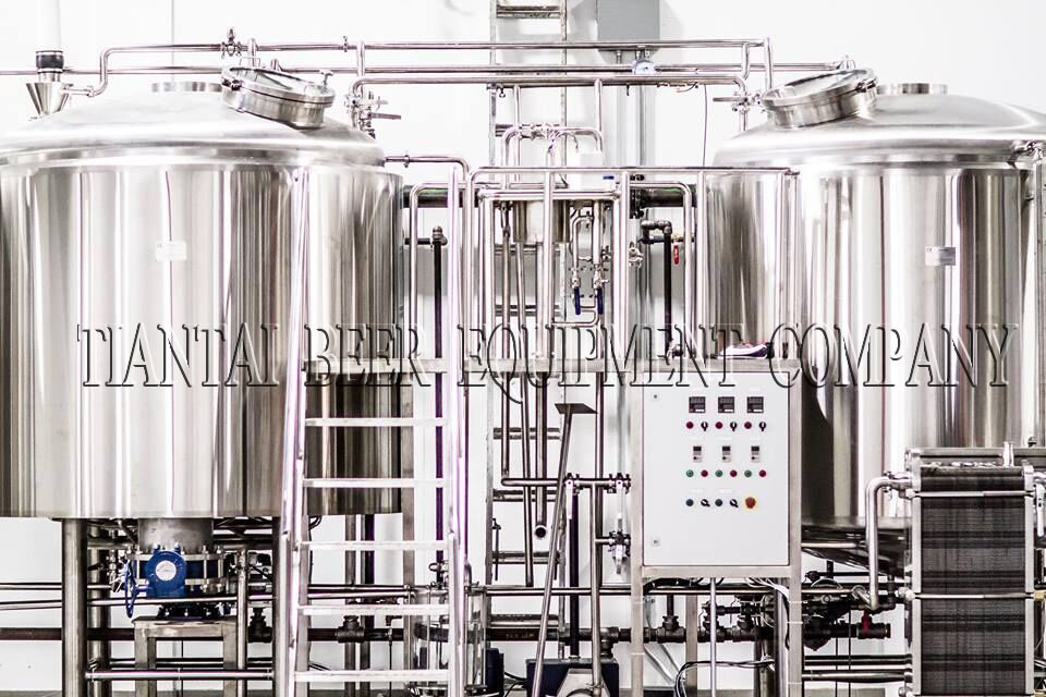 <b>Canada 30BBL brewery equiopment</b>